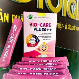 MEN VI SINH Biocare Pluss ++ HỖ TRỢ TIÊU HÓA KHỎE MẠNH, TĂNG CƯỜNG SỨC ĐỀ KHÁNG ( 20 GÓI )