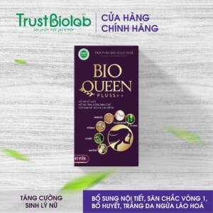 Bio Queen Pluss++ 1200mg TĂNG CƯỜNG NỘI TIẾT, BỔ HUYẾT, NGỪA LÃO HOÁ ( 30 VIÊN )