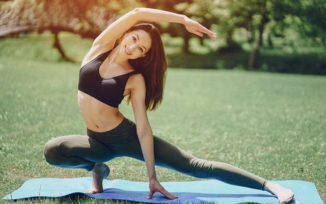 Bệnh mất ngủ ở phụ nữ cải thiện bằng tập thể dục