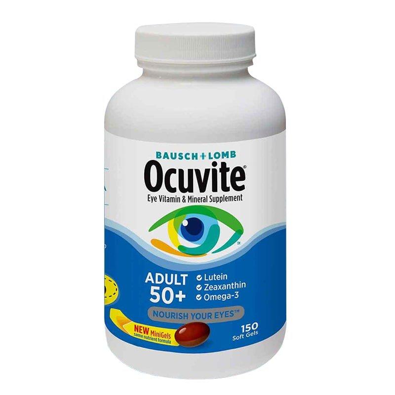 sản phẩm tốt cho mắt Ocuvite