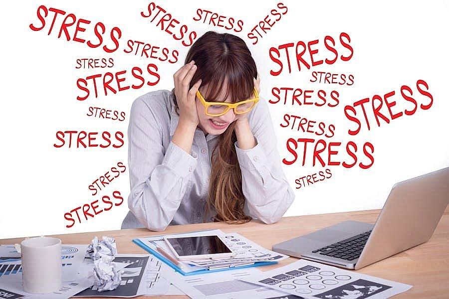 stress gây nên rối loạn nội tiết tố nữbằng thực phẩm