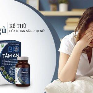 mất ngủ ở nữ giới ảnh hưởng nhiều tới sức khoẻ